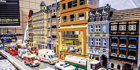 BrickUniverse Jacksonville LEGO Fan Expo tickets
