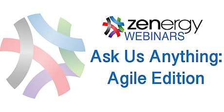 Fireside Chat – Ask Us Anything Agile With Bob Galen & Shaun Bradshaw tickets