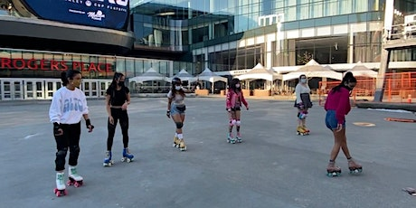 June Tuesday Rollerskating Group Lessons tickets