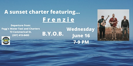 LIVE SUNSETS Feat. Frenzie tickets