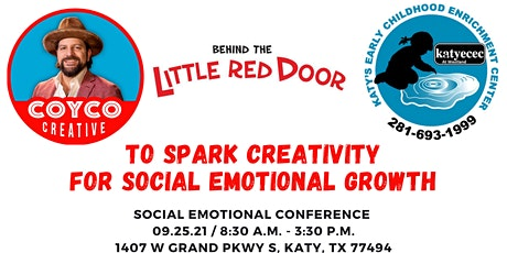 Katy ECEC Presents:  To Spark Creativity for Social Emotional Growth Summit tickets
