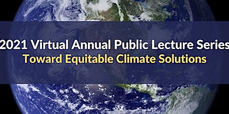 Metcalf Institute Annual Public Lecture Series tickets