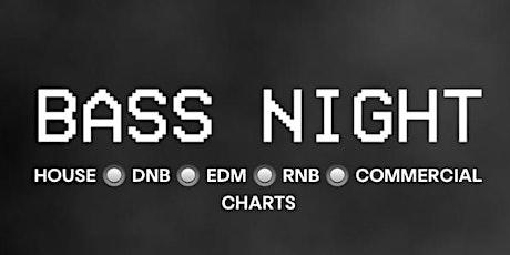 Bass Events tickets
