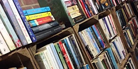 Pop up bookshop tickets