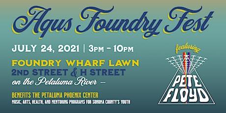 Aqus Foundry Fest tickets