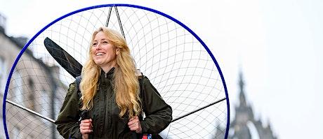 In Conversation with Sacha Dench | Edinburgh Science Festival tickets