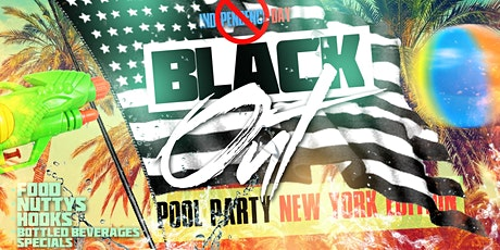 """BLACKOUT 2021 - POOL PARTY """"NEW YORK EDITION"""" tickets"""