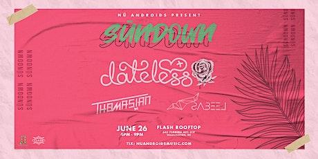 SünDown: Dateless at Flash Rooftop tickets