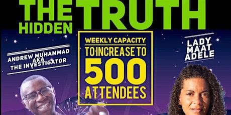 THE HIDDEN TRUTH SHOW tickets