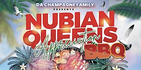 Nubian Queen's Appreciation BBQ tickets