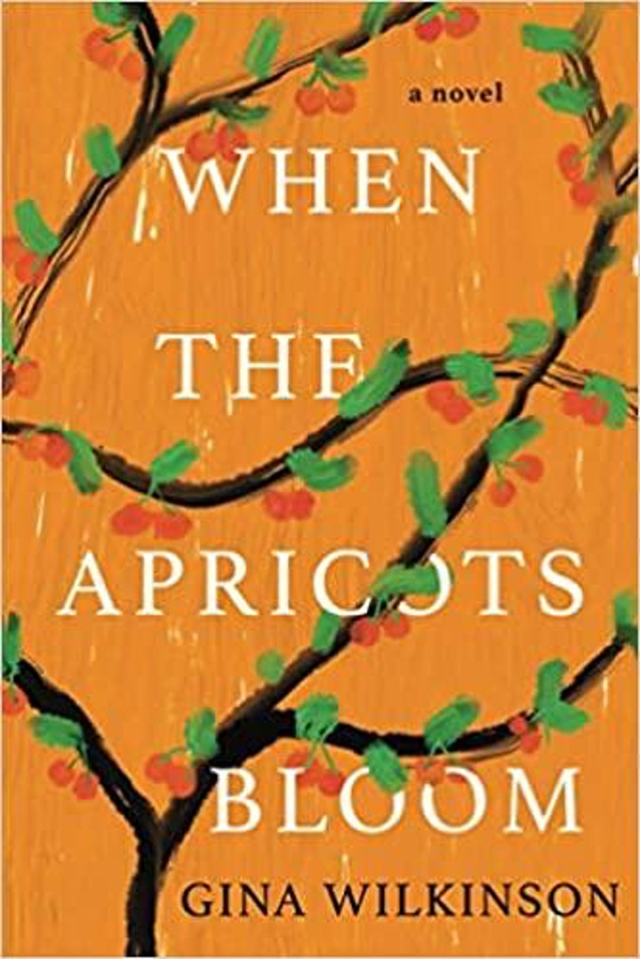 """Outdoor Book & Bottle: """"When the Apricots Bloom"""" image"""
