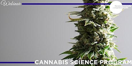 Webinar | Cannabis Science Certificate; Enhance your Herbal Career tickets