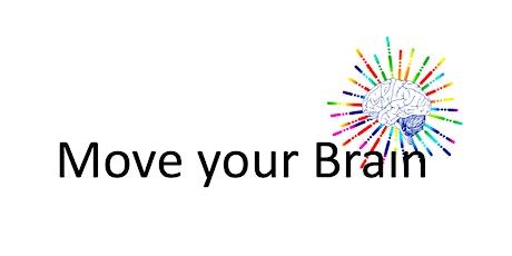 Vortrag - Move your Brain Tickets