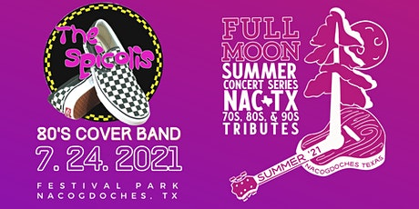 Full Moon Concert - The Spicolis LIVE in Nacogdoches tickets