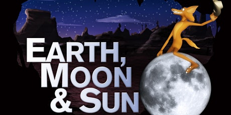 """Earth, Moon, and Sun"" Planetarium Show tickets"
