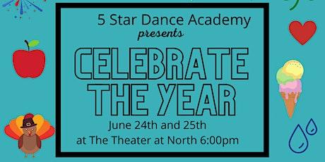"""Celebrate the Year"" Dance Recital tickets"