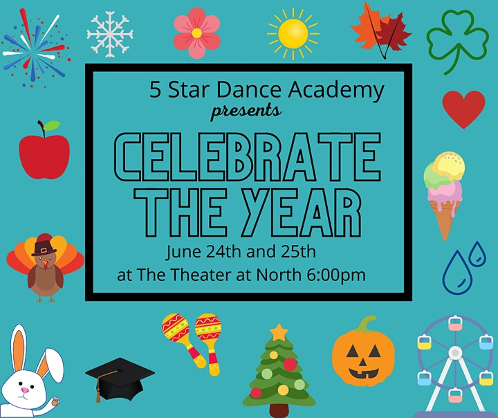 """Celebrate the Year"" Dance Recital image"