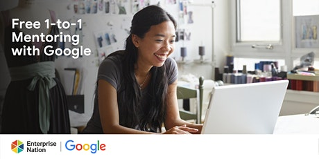 Lunch and Learn: Free 1-to-1 Mentoring with Google tickets
