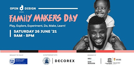 ODA Family Makers Day tickets