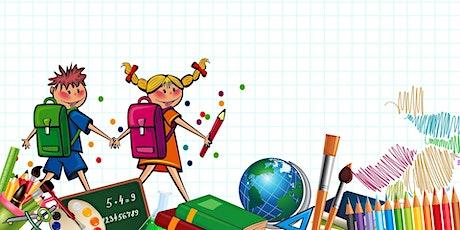 Math Fun for Elementary Kids tickets
