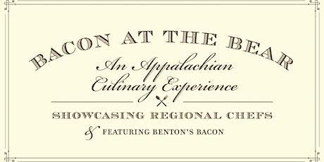 Bacon at the Bear tickets