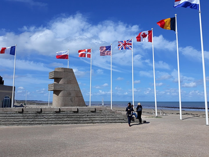 *FREE* ON LOCATION   VIRTUAL D-DAY   77th Anniversary of D-Day image