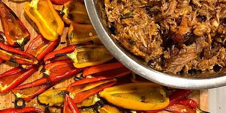 Pineapple Chile Pulled Pork Sweet Pepper Nachos tickets