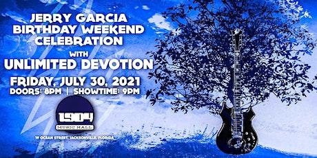 Unlimited Devotion: Jerry Garcia Birthday Week Celebration tickets