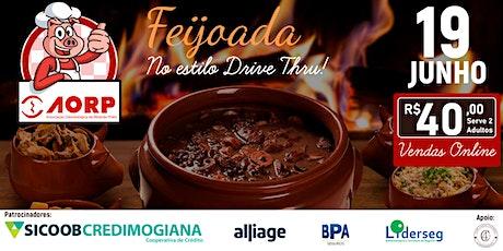 Feijoada Drive Thru - AORP 2021 ingressos