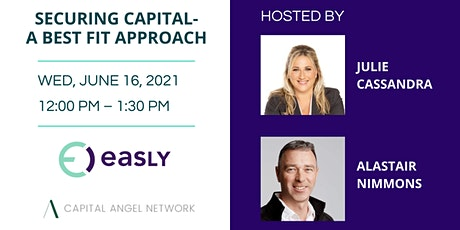 Securing Capital - A Best Fit Approach tickets