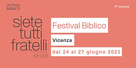 SIETE TUTTI FRATELLI (Mt 23,8) tickets