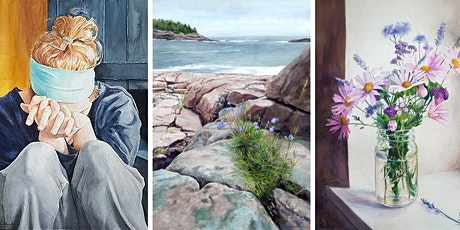 Art@EPL: Watercolor workshop with Elena Shackleton tickets