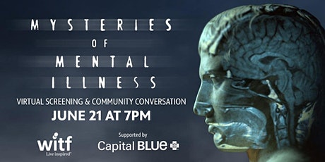 Explore the Mysteries of Mental Illness tickets