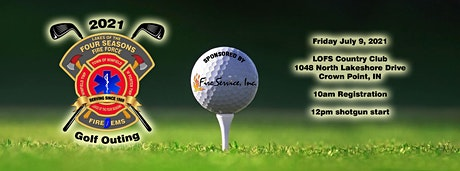Lakes of The Four Seasons Fire Force 2021 Golf Outing tickets