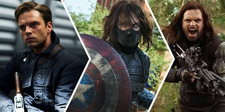 Bucky Barnes: Exploring Redemption In Therapy with the Winter Soldier tickets