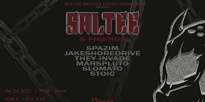 Saltee & Friends