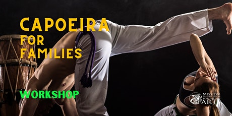 Capoeira for families Workshop tickets