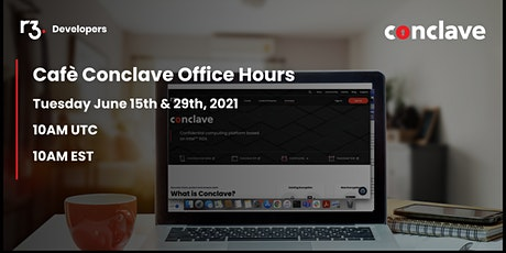 R3 Cafe Conclave Office Hours - EMEA/APAC tickets