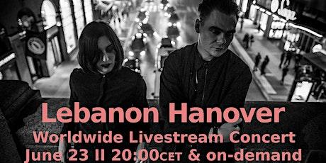 Lebanon Hanover Livestream Concert Tickets