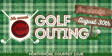 5th Annual Camp Golf Outing - SPONSOR tickets