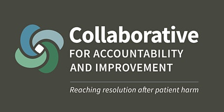 CAI Webinar:  Introduction to Communication and Resolution Programs tickets