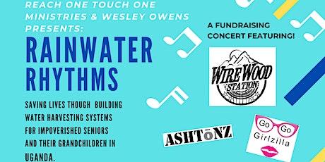 RAINWATER RHYTHMS Fundraising concert tickets