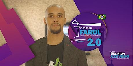WorkShop Farol  com Welinton Azevedo ingressos