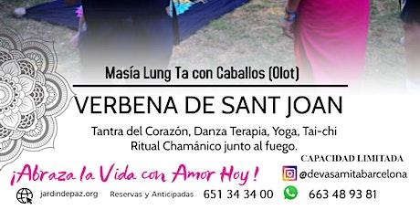 Verbena con Caballos-Masía Lung Ta (Olot) tickets