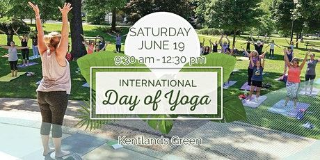 City of Gaithersburg's International Day of Yoga Event tickets