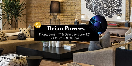 Brian Powers LIVE at Umbra tickets