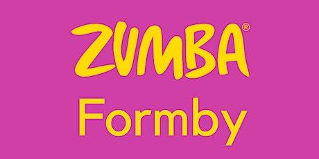 Zumba Formby tickets