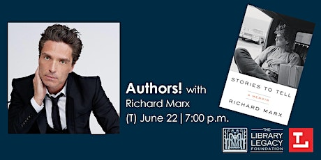 Authors! with Richard Marx tickets