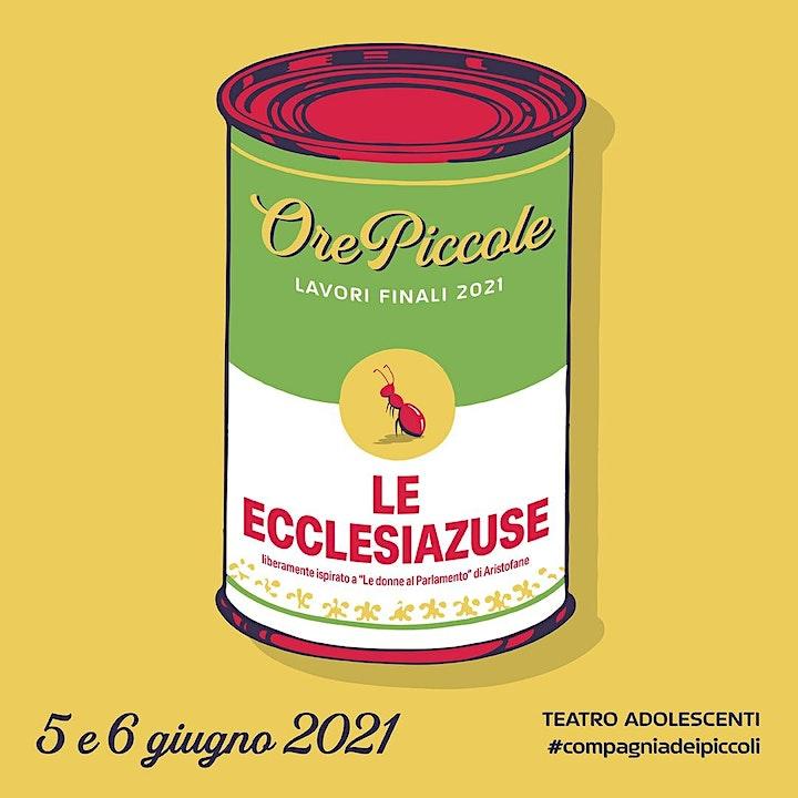 Immagine Le ore Piccole - Lavori finali 2021
