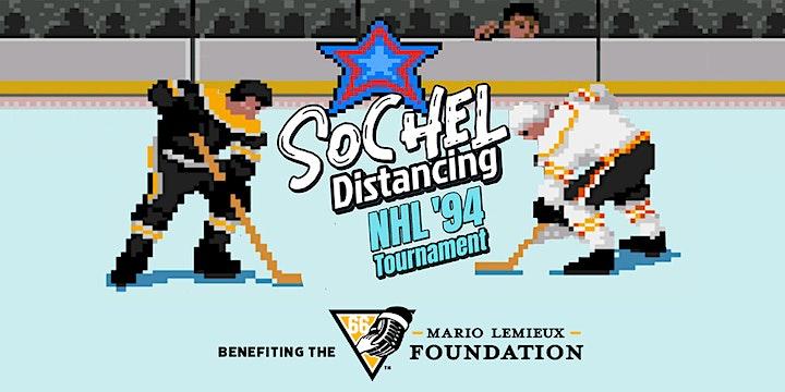 SoChel Distancing NHL94 Online Tournament image